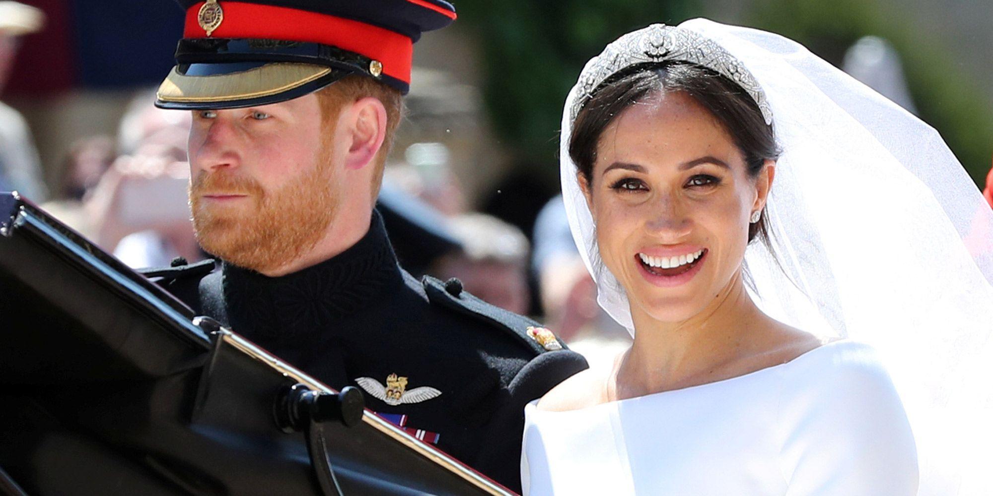 Mariage de Meghan Markle et du Prince Harry le 19 mai 2018
