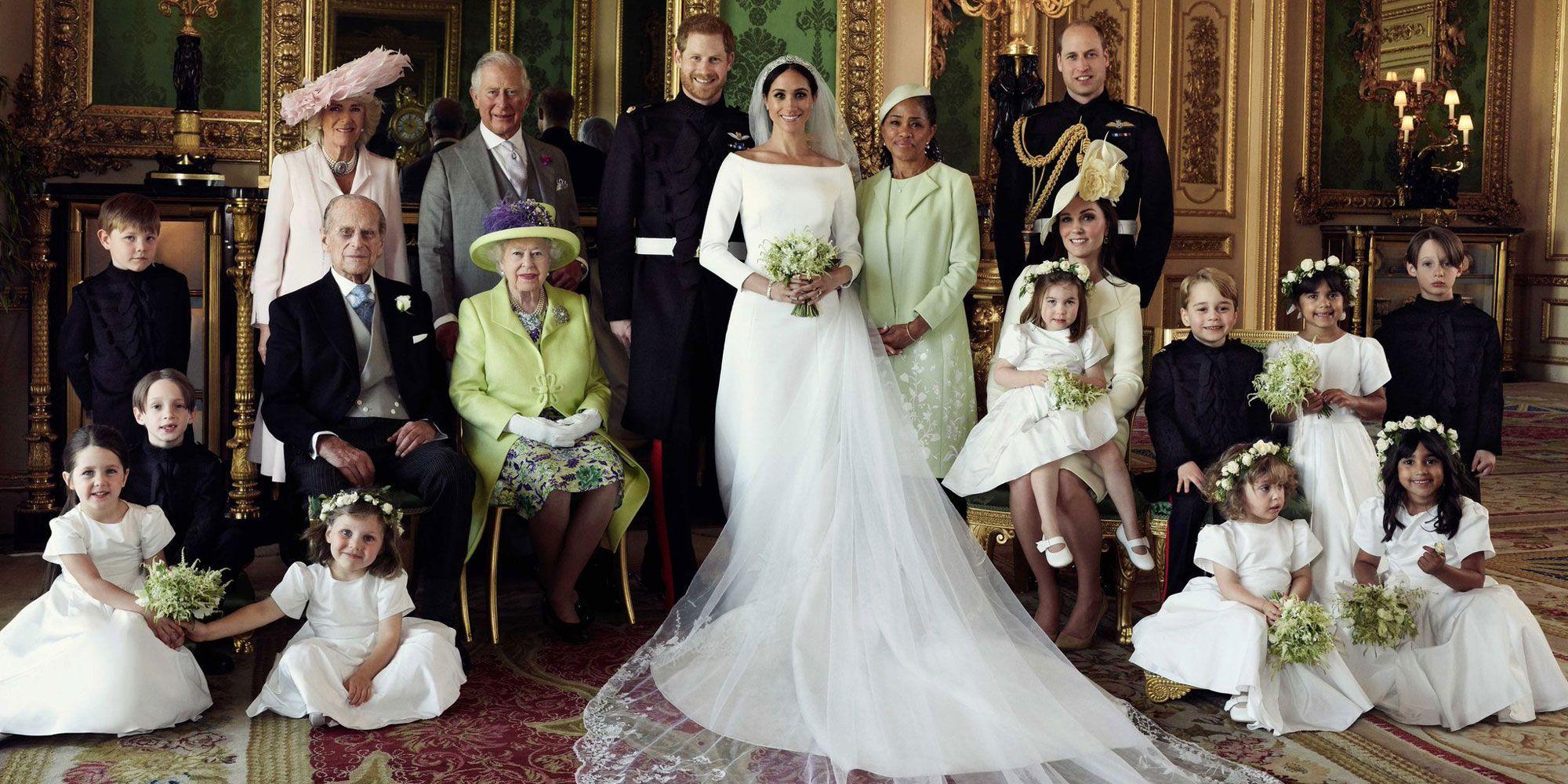 Mariage de Meghan Markle et du prince Harry : ce petit
