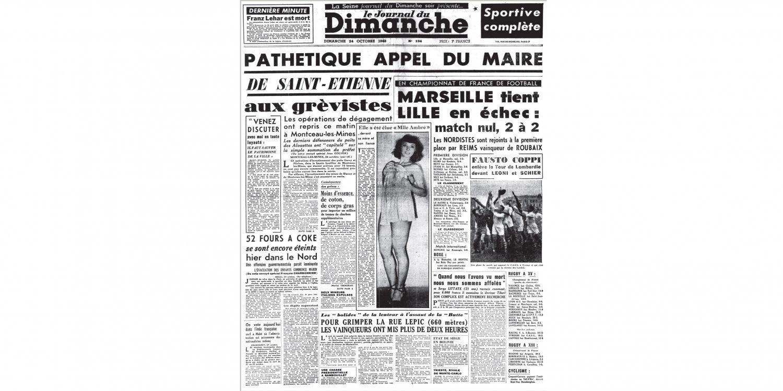 """Résultat de recherche d'images pour """"Le JDD - 70 ans d'histoire(s)"""""""