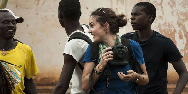 """""""Camille"""", un film bouleversant sur le destin de la photoreporter Camille Lepage"""