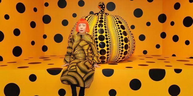 Fiac 2019 : la reine des pois Yayoi Kusama s'expose place Vendôme