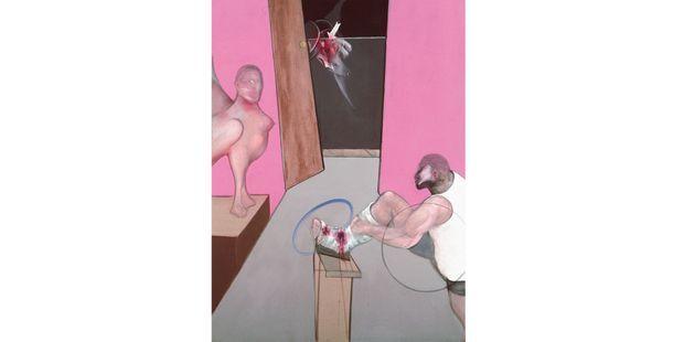 Francis Bacon et les portes de l'imaginaire au Centre Pompidou à Paris
