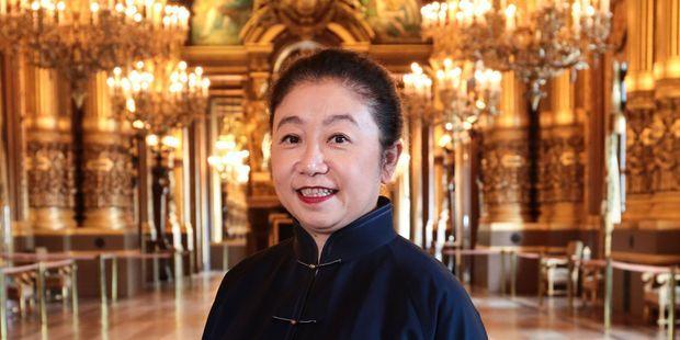Jessica Yu, la mécène qui fait aimer la France à un milliard de Chinois