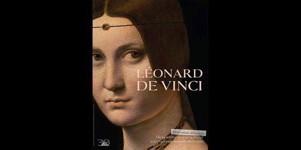 Léonard de Vinci au Louvre, visite en avant-première