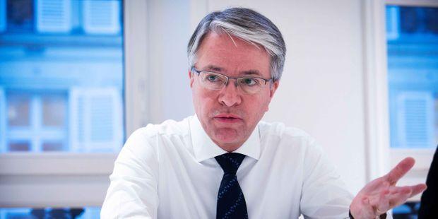 """Jean-Laurent Bonnafé, patron de BNP Paribas : """"La réforme des retraites est nécessaire"""""""