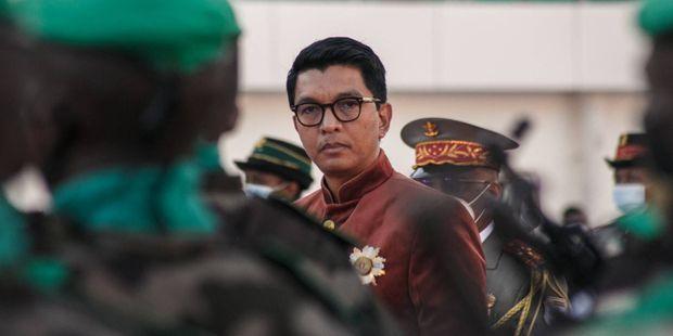 Le président de la République malgache, Andry Rajoelina, était visé par un coup d'Etat.