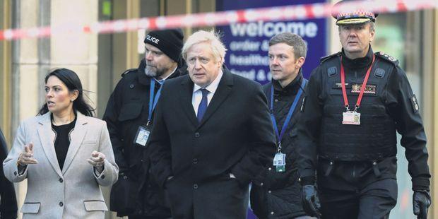 Au Royaume-Uni, la polémique après l'attentat du London Bridge