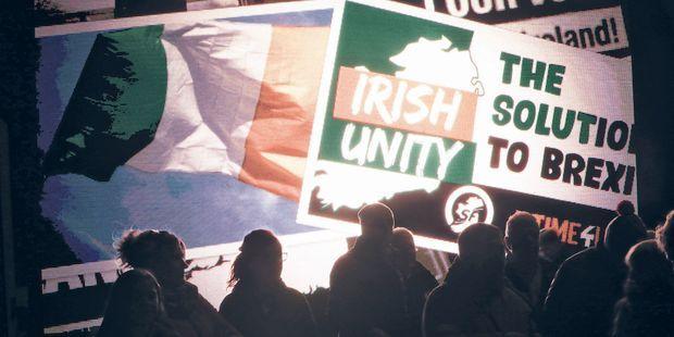 Brexit : ces partisans d'une réunification de l'Irlande