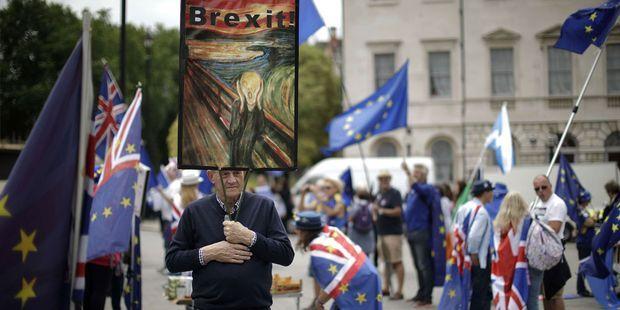 Brexit : pour les Britanniques qui voulaient rester dans l'Union européenne, c'est la fin d'un monde