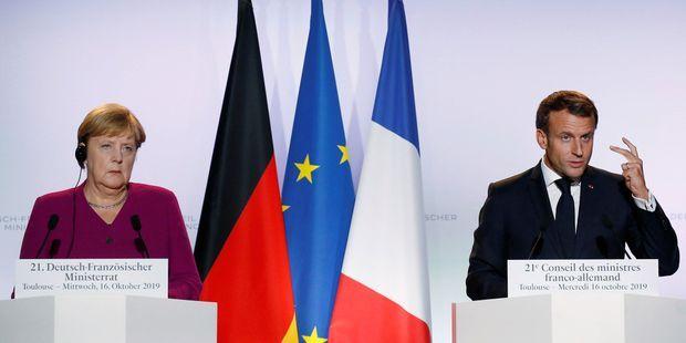 Calendrier Meeting Macron 2019.Brexit Vers Un Nouvel Affrontement Entre L Allemagne Et La