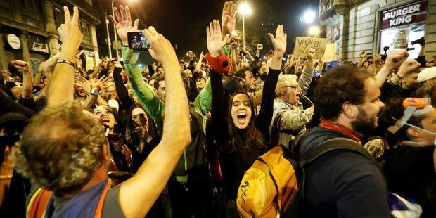 La Catalogne dans l'impasse après une semaine de troubles