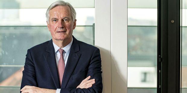 """Michel Barnier, le négociateur en chef du Brexit pour l'UE : """"Nous ne nous laisserons pas impressionner"""""""