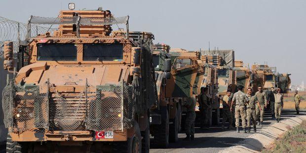 Offensive turque en Syrie : pour Erdogan, ça se complique