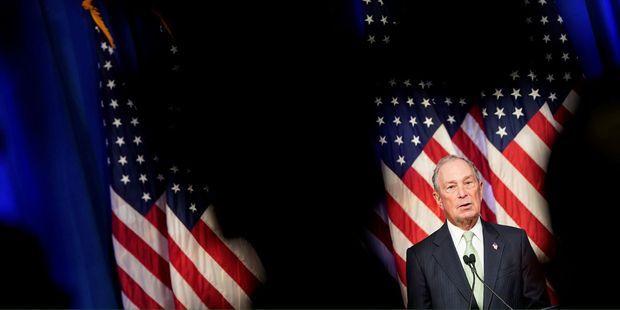 Présidentielle américaine : comment Michael Bloomberg veut conquérir la Maison-Blanche