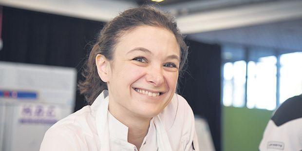 Vanessa Krycève, la cuisinière qui restaure les cœurs
