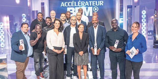 """""""Accélérateur BFM"""" récompense les talents des banlieues"""