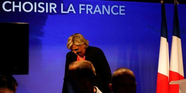 Battu par Macron, le FN va changer de nom