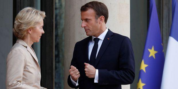 Brexit, Commission européenne : une semaine de tractations pour Macron