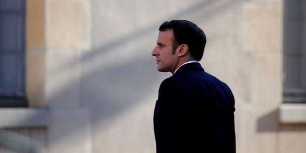 """Emmanuel Macron juge """"la notion de communautarisme un peu trop floue""""."""