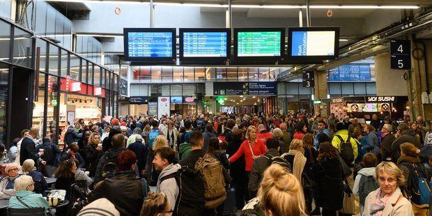 """EDITO. """"Le mouvement à la SNCF est une sorte de tir de sommation"""""""