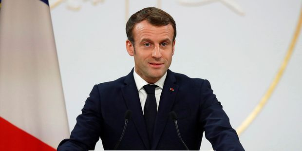 Emmanuel Macron de retour à Amiens pour une visite à risque