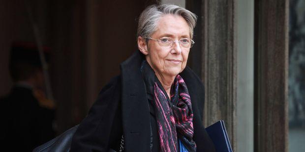 La ministre de la Transition écologique et solidaire, Élisabeth Borne.