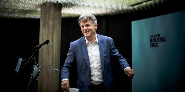 Fabien Roussel, le 11 mai 2021.
