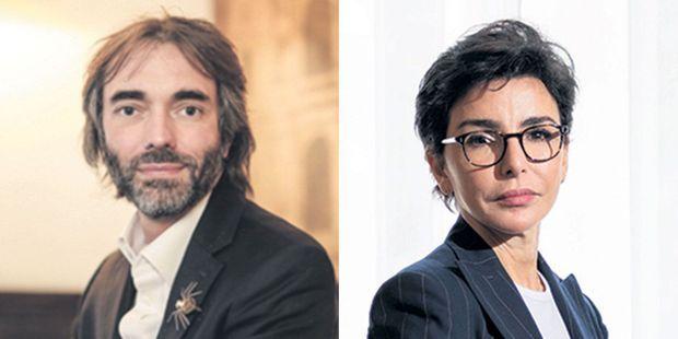 Municipales à Paris : Cédric Villani verra Rachida Dati mardi