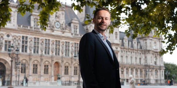 Municipales à Paris : David Belliard, l'écolo du coin de la rue