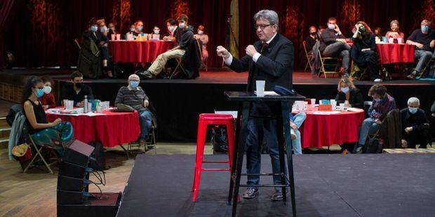 Jean-Luc Mélenchon doit annoncer dimanche sa candidature à la présidentielle.