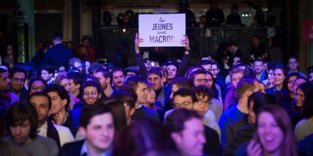 Calendrier Mouvement 2022 Présidentielle 2022 : le mouvement Les Jeunes avec Macron dans les