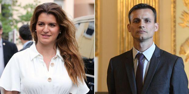 """Marlène Schiappa et Frédéric Potier appellent à combattre tous les racismes et à défendre """"la communauté nationale""""."""