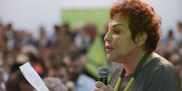 La sénatrice écologiste Esther Benbassa.