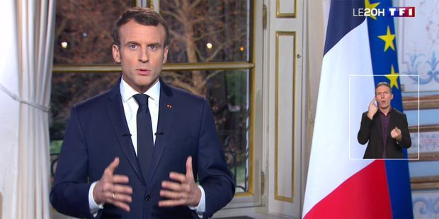 Voeux D Emmanuel Macron Nous Pouvons Faire Mieux Et Nous Devons Faire Mieux