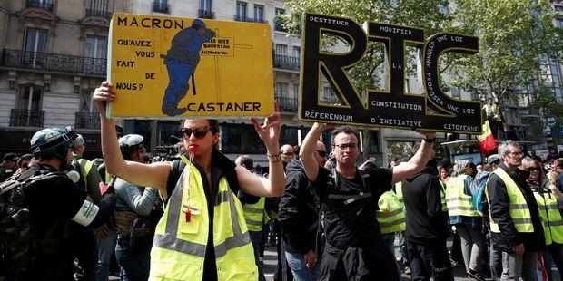 Les Gilets jaunes seront de nouveau dans la rue samedi pour l'acte 26.