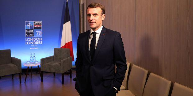 Ce groupe d'ultradroite qui voulait tuer Emmanuel Macron