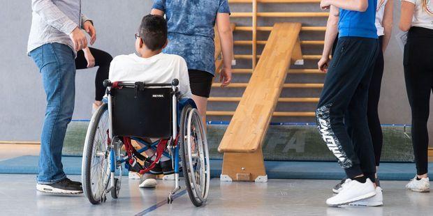 Pour de nombreux enfants en situation de handicap, il n'y aura pas de rentrée scolaire cette année.