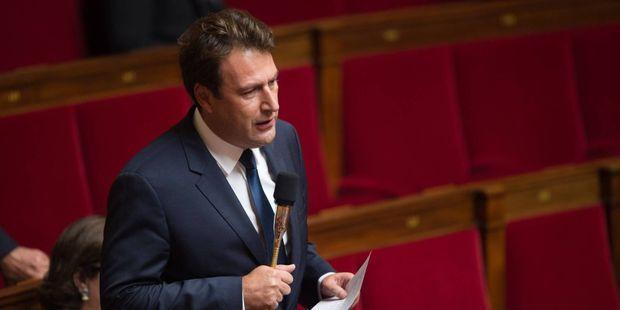 Sylvain Berrios en 2016, quand il était député du Val-de-Marne.