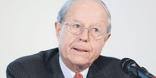L'ancien député (RPR) René Galy-Dejean.