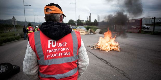 Les blocages routiers vont se multiplier, en parallèle de la grève contre la réforme des retraites