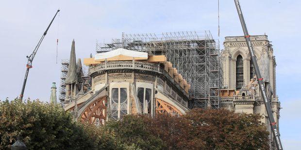 Notre-Dame de Paris : six mois après, l'idée d'une reconstruction en cinq ans s'éloigne