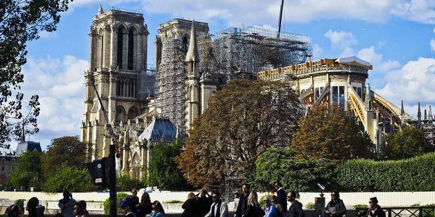 Notre-Dame de Paris : six mois après, où en est le chantier?