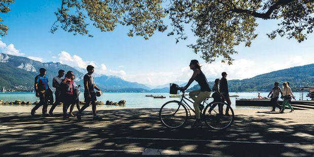 Pourquoi Annecy est en tête des villes où il fait bon vivre