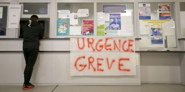 Pourquoi l'hôpital fait grève à part