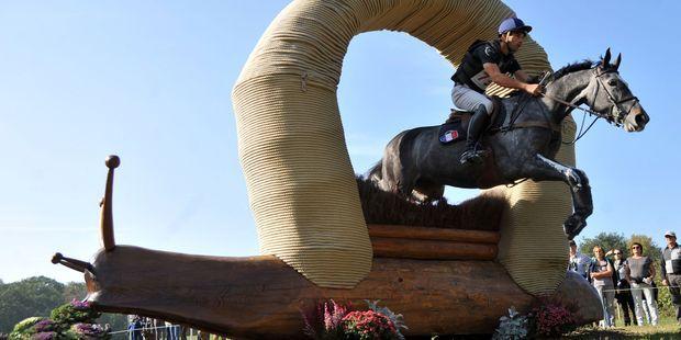 Equitation : Astier Nicolas et sa petite entreprise olympique