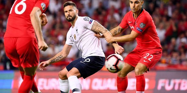 France-Turquie : un match de qualification sous haute sécurité