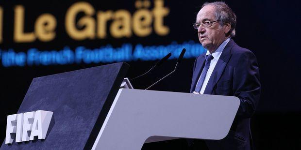 """Noël Le Graët, président de la FFF : """"Je n'ai pas que des amis"""""""