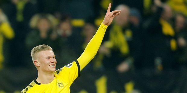 Provoc, buts à la chaîne et physique de géant : Erling Haaland, la nouvelle arme de Dortmund face au PSG