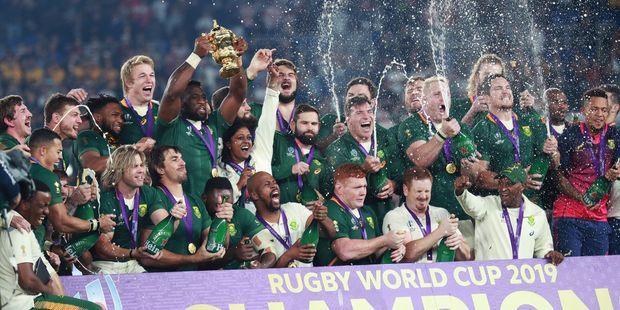 Rugby : l'Afrique du Sud et le Japon bientôt dans le Tournoi?