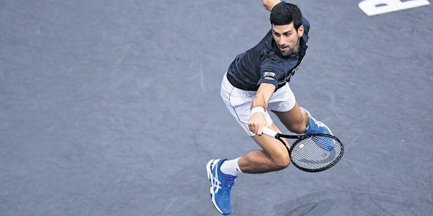 A Bercy, Nadal ouvre la porte à Djokovic